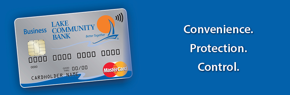 Business Debit Credit Cards Banner